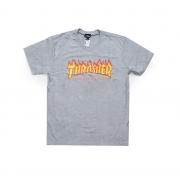 Camiseta Thrasher Flame Mescla