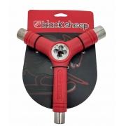 Chave Y para montagem Skate Black Sheep