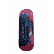 Deck Fingerboard Bangin Porsh II 34mm