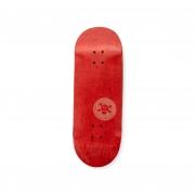 Deck Fingerboard Blackriver X-Wide 33.3mm BR Mini Logo Red