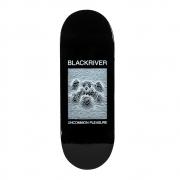 Deck Fingerboard Blackriver X-Wide 33.3mm Uncommon Pleasure