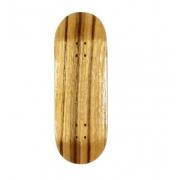 Deck Fingerboard WOW 32mm Exotic Zebrano