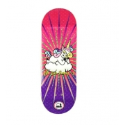 Deck Fingerboard WOW 33.5mm Love Poneys