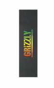 Lixa Grizzly Rasta Stamp Pudwill 9 X 33