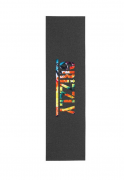 Lixa Grizzly Tiedye II  Stamp Pudwill 9 X 33