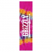 Lixa Grizzly Tiedye Pink 9 X 33
