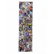 Lixa Powell Peralta Collage 9 X 33