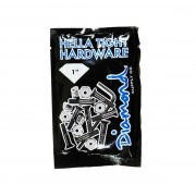 """Parafuso de Base Allen 1"""" Diamond Hella Tight"""