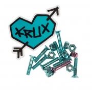 Parafuso de Base Krux Khrome Phillips 1' Blue