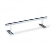 Rail para Fingerboard Blackriver Square Silver