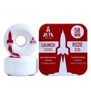 Roda Alta Launch Series 58mm
