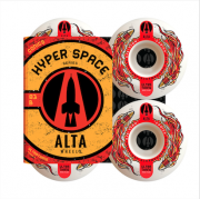 Roda Alta Wheels Hyper Space Conics 55mm