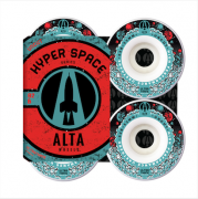 Roda Alta Wheels Hyper Space Uncut 53mm