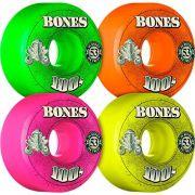 Roda Bones 100's 53mm V1 Colorida