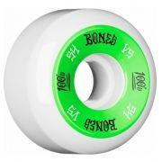 Roda Bones 100's 54mm V5 Branca