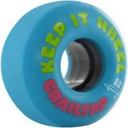Roda Crailtap Soft Blue 80a 52mm