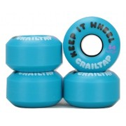Roda Crailtap Soft Blue 80a 54mm