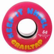 Roda Crailtap Soft Pink 80a 54mm