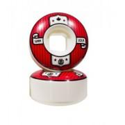 Roda Element Branca 51mm 101a