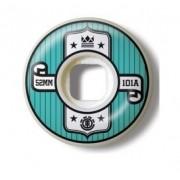 Roda Element Branca 52mm 101a