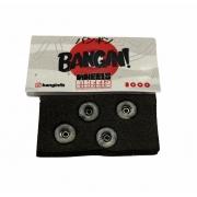Roda Fingerboard Bangin Swirl Cinza Promodel @caw_fb 65D Swiss