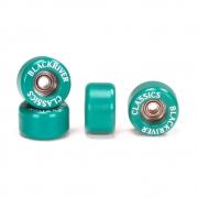 Roda Fingerboard Blackriver Classics Green