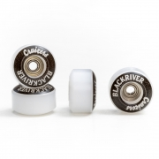 Roda Fingerboard Blackriver Cruisers White