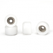 Roda Fingerboard Blackriver Miniwheels White