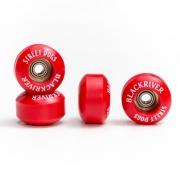 Roda Fingerboard Blackriver Street Dogs Red