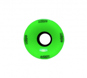 Roda Moog Longboard Speed 83a Verde 70mm