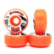 Roda Moska Rock 53D Laranja 55mm