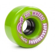 Roda Pig Supercruisers Green 85a 66mm