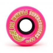 Roda Pig Supercruisers Pink 85a 62mm