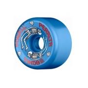 Roda Powell Peralta G Bones Azul 64mm 97a