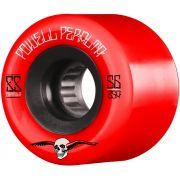 Roda Powell Peralta G Slides 56mm 85a Vermelha