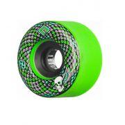 Roda Powell Peralta Snakes 69mm 75a Verde