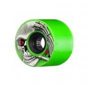 Roda Powell Peralta Soft Slide Formula 72mm 75a Verde