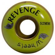 Roda Revenge Dourada 52mm