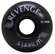 Roda Revenge Preta 52mm