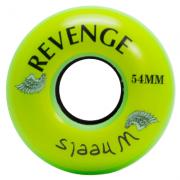 Roda Revenge Soft Verde 54mm