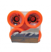 Roda San Clemente Speed Laranja 70mm 80a