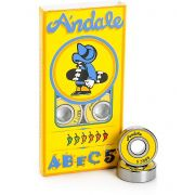 Rolamento Andale Bearings ABEC 5