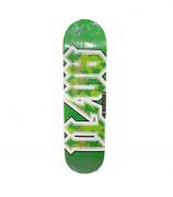 Shape Antiaction Marfim Logo Verde 8.25