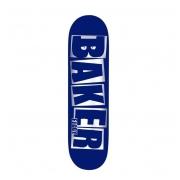 Shape Baker Figgy Blue Silver Foil 8.25