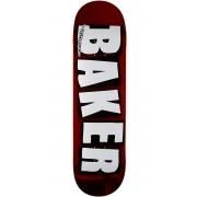 Shape Baker Foil Red 8.25