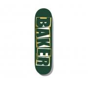 Shape Baker Tyson Green Gold Foil 8.125