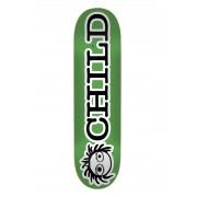 Shape Child Marfim Classic Logo Verde 7.75