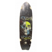 Shape Cush Cruiser Longboard Skeleton 10x40