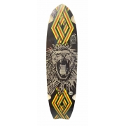 Shape Cush Cruiser Longboard Roots Series 10x40