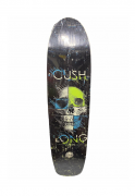 Shape Cush Kicktail Longboard Skeleton 10x40